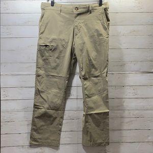 Unionbay Men's Khaki Cargo Pants Sz. 36x30